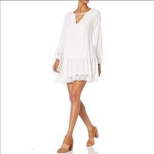 LuLu's Someday Lovin' Whispering Ivory Lace Dress